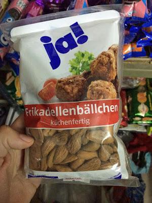 Einkaufen lustige JA Eigenmarke falsch verpackt