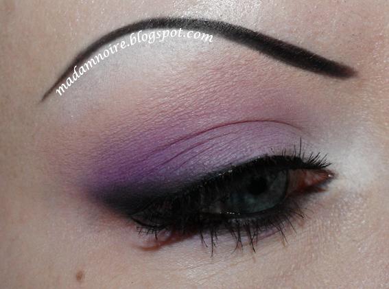 Madam Noire Makeup Studio: Pastel Goth!