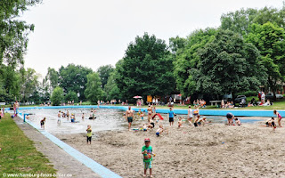 Sommerbad Altengamme, Hamburg Freibad