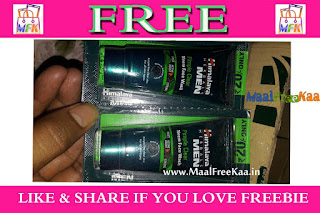 Himalaya Face Wash FREE