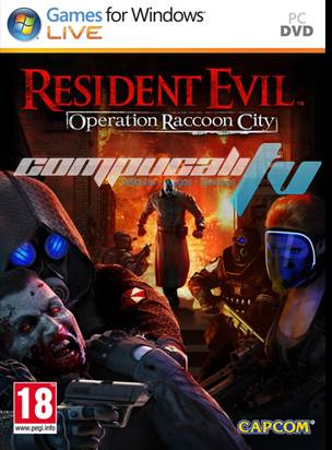 Resident Evil Operation Raccoon City Complete PC Full Español