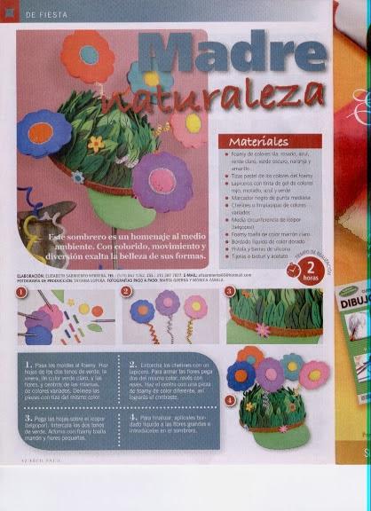 Decoraci n de habitaci n infantil foamy revistas de for Revistas de decoracion gratis