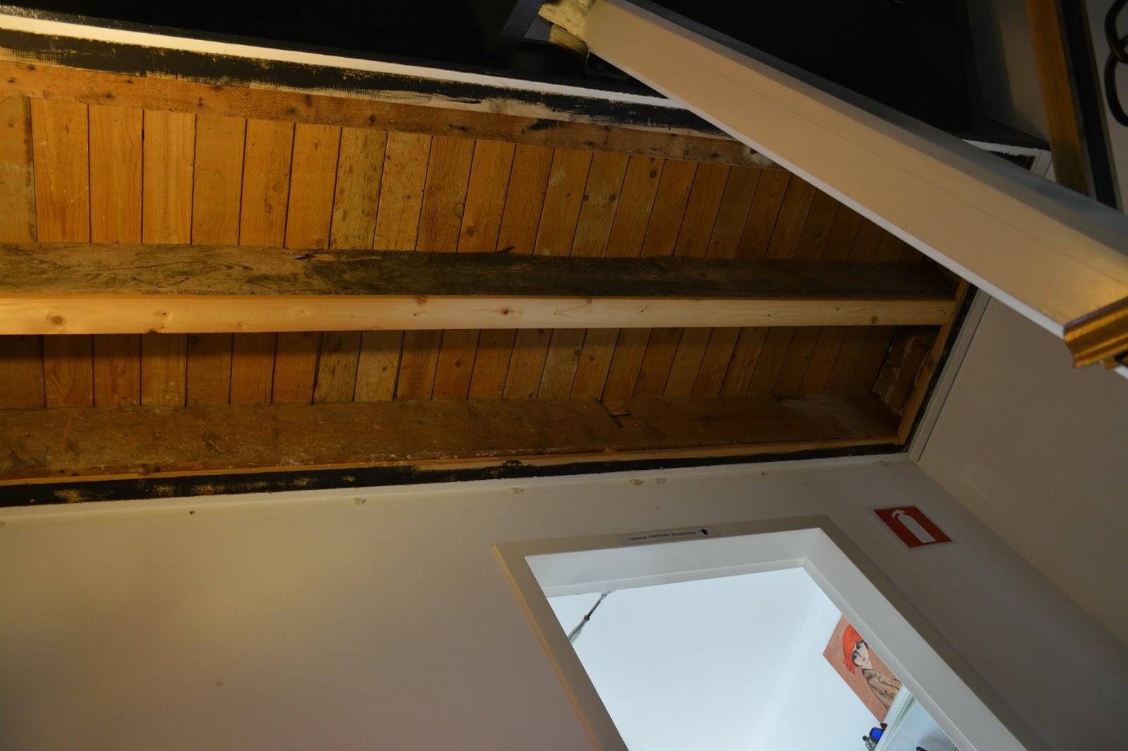 Top Zyp25: Spotjes in het plafond voor de nieuwe fototentoonstelling CW83