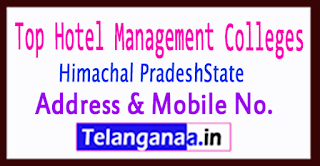 Top Hotel Management Colleges in Himachal Pradesh