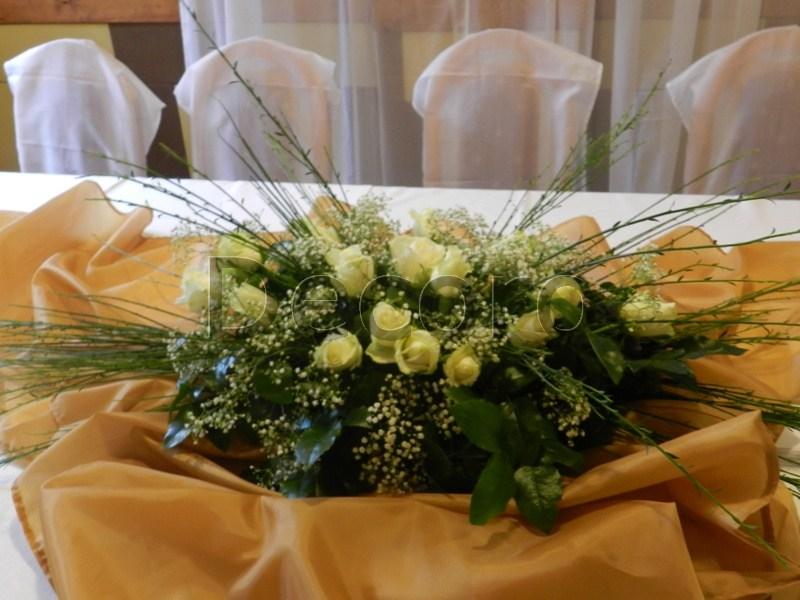 Dekoracje ślubne Dekoracja Kościoła Sali Weselnej