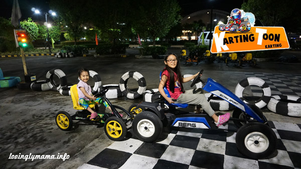 Karting Toon Pedal Go-Kart Bacolod - kids wellness