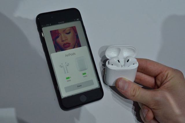 Review AirPods - First Wireless Earphone From Apple