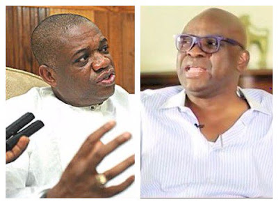 Leave Buhari Alone – Orji Uzor Kalu Warns Fayose