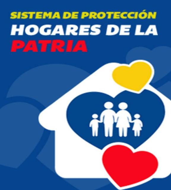Nuevo monto de los Bonos de Protección Social del Carnet de la Patria a partir del mes de Octubre