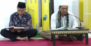 GSB Payakumbuh Kali Ini Diisi Dengan Taklim Qur'an