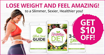 SPECIAL OFFER! - Get $10 OFF The Smoothie Diet