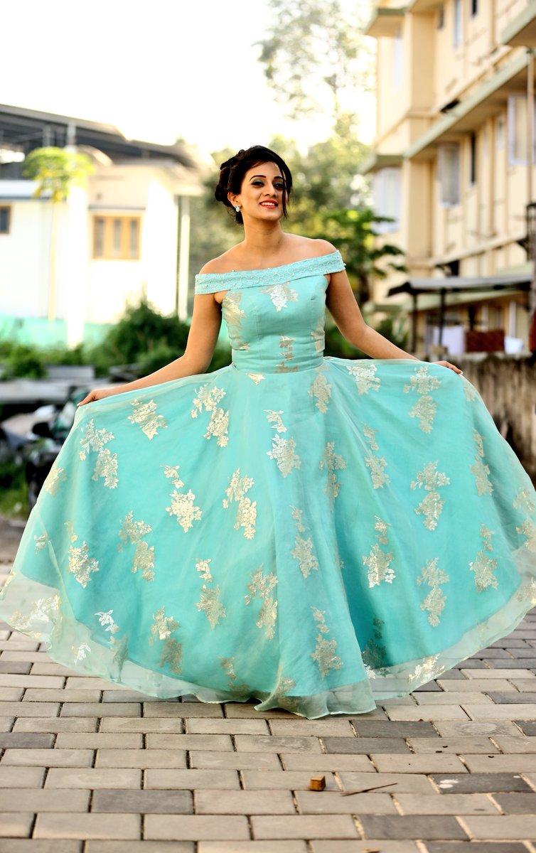 Actress HarshikaPoonacha Latest HD Images