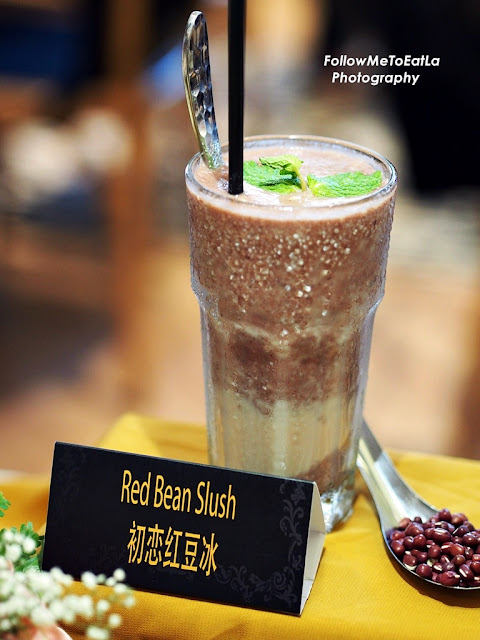 Red Bean Slush