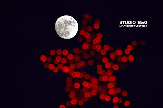 Έρχεται την Κυριακή η σούπερ Σελήνη – Το φαινόμενο που δεν πρέπει να χάσετε!