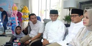 Penjelasan Anies - Sandi Tentang Progam Rumah Tanpa DP, Hanya Untuk Kalangan Penghasilan Rp. 7 Juta/Bulan.