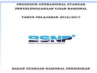 Download POS Ujian Nasional Tahun 2017