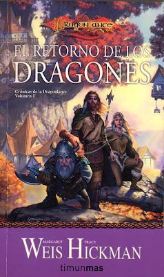 Dragonlance Retorno Hickman