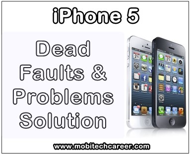 iphone repair, smartphone, how to fix, solve, repair dead Apple iPhone 5 phone, not working, not switch on, full dead phone, problems, faults, jumper, solution, kaise kare hindi me, dead phone repairing, steps, tips, guide, notes, video, software, hardware, apps, pdf books, download, in hindi.