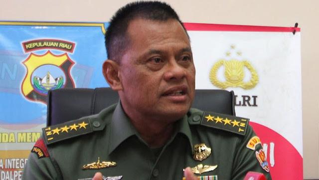 Panglima TNI Nyatakan Prajuritnya Siap Berjihad Demi Mempertahankan NKRI Bersama Masyarakat