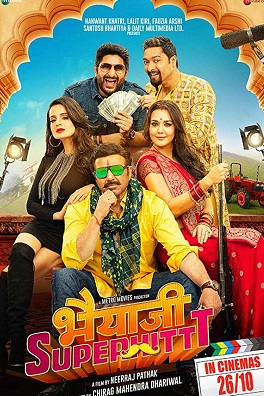 Bhaiaji Superhit 2018 Hindi Predvdrip Full Movie 700mb Everything