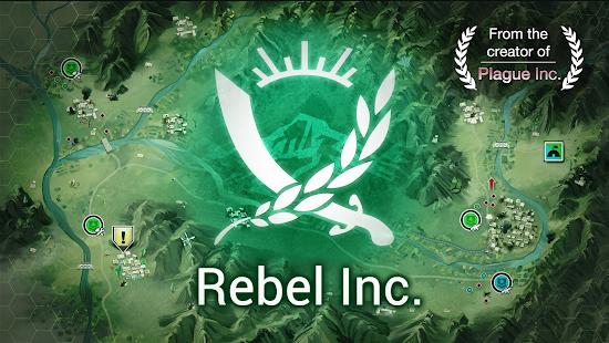 Rebel Inc. Mod Apk Android