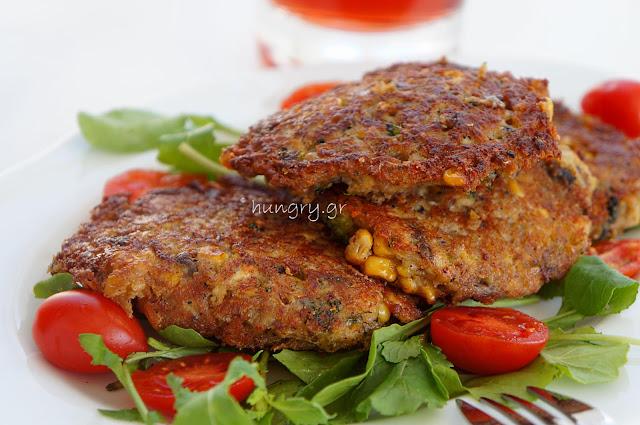 Vegetarian Burgers