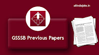 GSSSB Medical Officer Previous Papers
