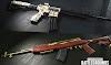 Pilih Mana Senjata AKM vs SCAR-L vs M16A4 vs M416 PUBG Mobile