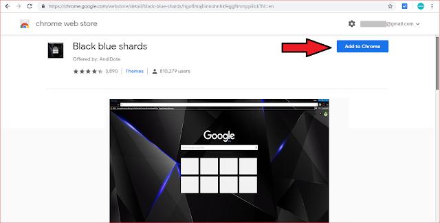 Cara Mengganti Tampilan Tema Browser Google Chrome