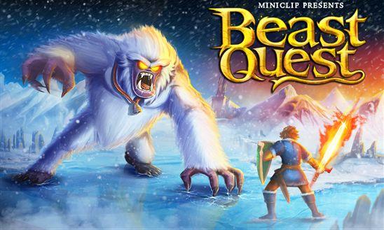 Beast Quest - Καταπληκτικό RPG παιχνίδι με ωραία γραφικά