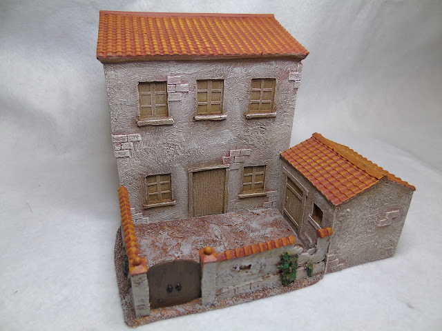 napoleonic scenery 28mm sharpe practice 2