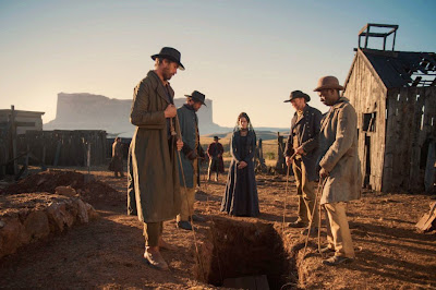 Sinopsis Film The Salvation (Mads Mikkelsen, Eva Green)