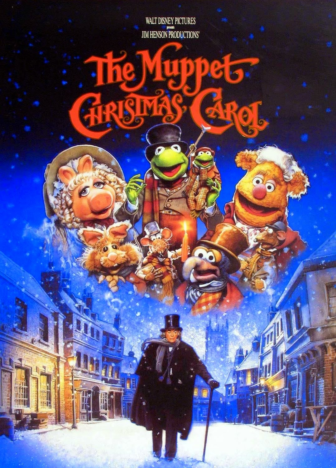 Ryan's Movie Reviews: Double Feature: The Muppet Christmas Carol and A Muppet Family Christmas ...