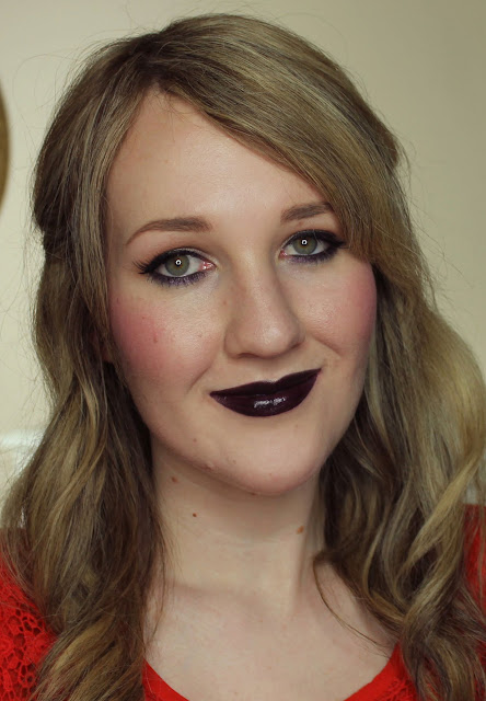 LA Girl Luxury Creme - Dreamer lipstick swatches & review