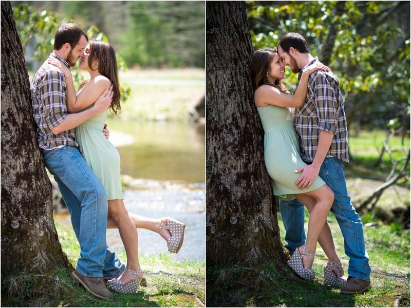 North-Carolina-Outdoor-Engagement-Fletcher-Fletcher-Photography