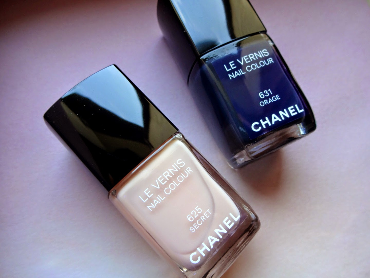 chanel Le Vernis Secret, chanel le vernis Orage, chanel make up autunno 2014, chanel etats poetiques collection