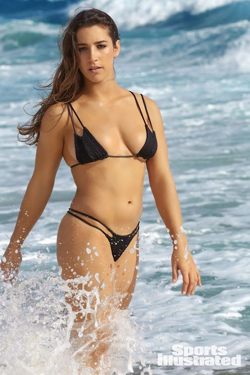 Aly Raisman - 2018 Sports Illustrated Swimsuit Issue #bikini  #sports  #sportsillustrated  #alyraisman...