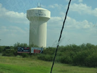 Wichita Falls Texas Water Tower