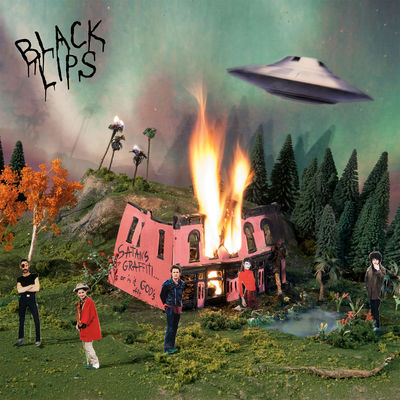 Black Lips - Satan's Graffiti Or God's Art - Album Download, Itunes Cover, Official Cover, Album CD Cover Art, Tracklist