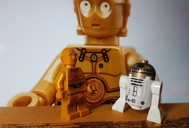 C-3PO and R2-D2, Star Wars