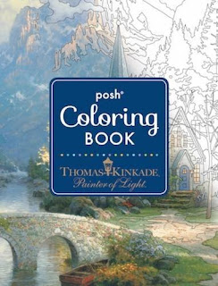 Advanced Adult Coloring Book