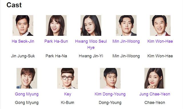 Pemeran_Drama_Korea_Drinking_Solo