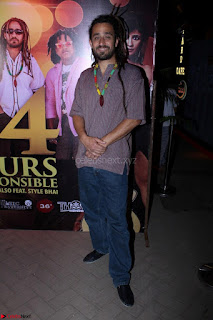 Shibani Kashyap Launches her Music Single led 24 Hours Irresponsible 032.JPG