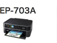 Epson EP-703A ドライバ ダウンロード