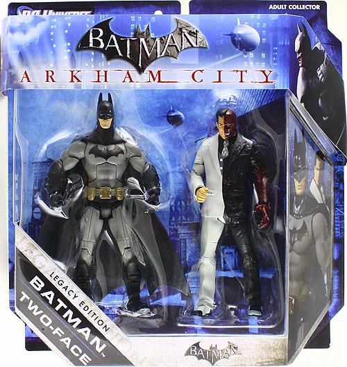 Batman Arkham City Action Figures All | www.pixshark.com ...