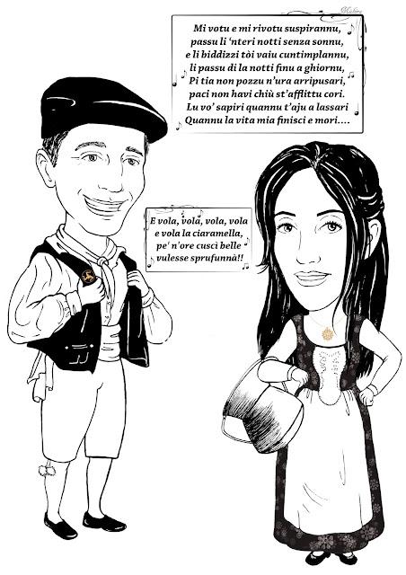 242f4ed52c37 Idee originali per un matrimonio a tema letterario! La giovane coppia