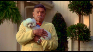 Gale Gordon and Darla the Poodle