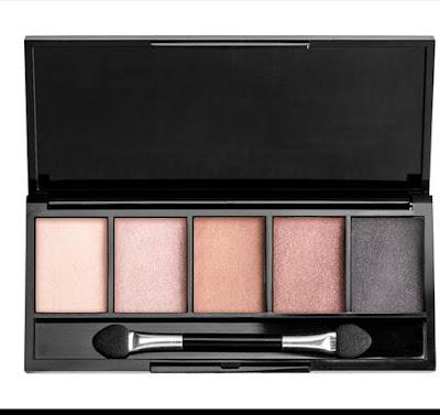 paleta de sombras com cinco cores coringa R$69,90