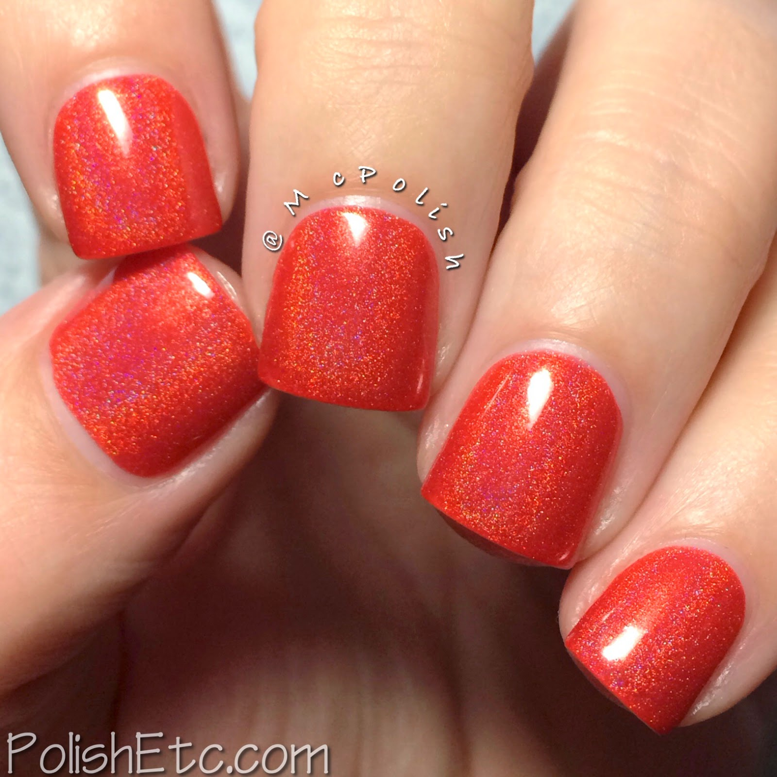Loaded Lacquer - Sushi Bar - Double Shot of Sriracha