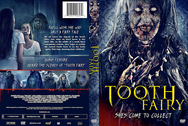 Tooth Fairy DVD DVD Cover